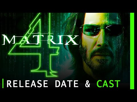 THE MATRIX 4: RELEASE DATE CONFIRMED
