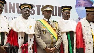 Investiture d'Assimi Goïta : que retenir du discours du nouveau président de la transition du Mali ?
