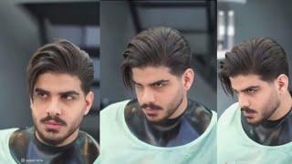 Medium Long Hairs Best Haircut Video For Men