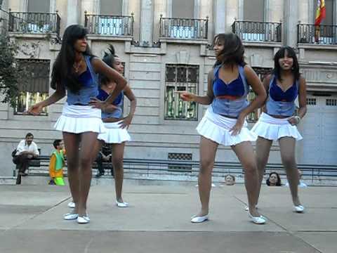 Nudistas de Trinidad y Tobago