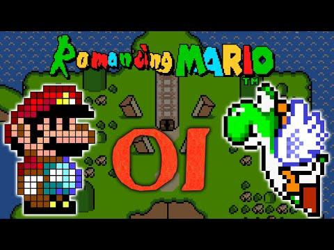 Romancing Mario #01 [Coop - KSM]