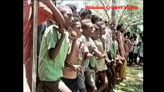 West Indies vs Papua New Guinea, 1st Cricket Match 1976