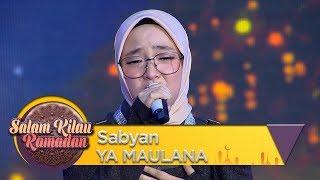 [4.34 MB] Nissa Sampe Nangis Sabyan [YA MAULANA] - Salam Kilau Ramadhan (26/5)