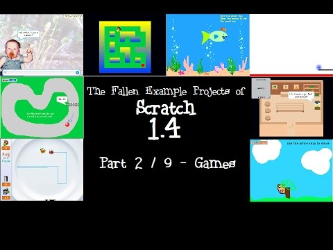 The Fallen Example Projects of Scratch 1 4 (2 - Games)