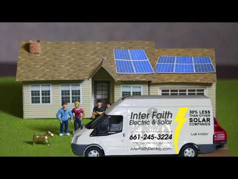 Inter Faith Electric and Solar Animated Commercial