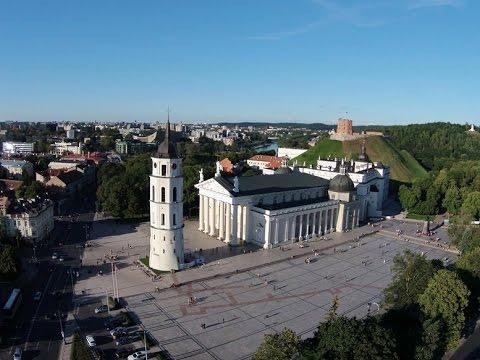 Visit Vilnius, Lithuania 2016