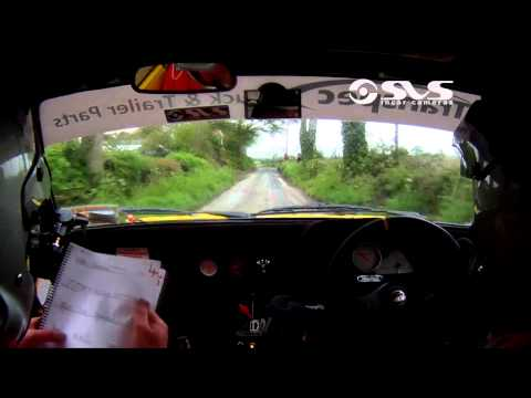 2015 Carlow Stages Rally - Paul Doyle & Robert Nolan - Stage 7