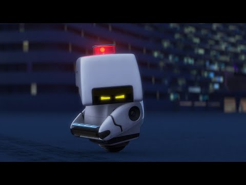 Wall-E, But It's Just Mo