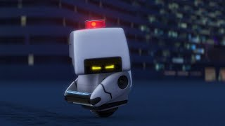 WallE, but it's just Mo