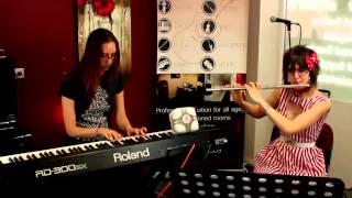 Portal Theme - Flute & Piano