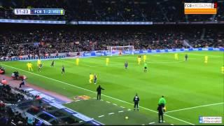 T14/15 J21 Liga BBVA: FC Barcelona 3-2 Villarreal CF (RAC1)
