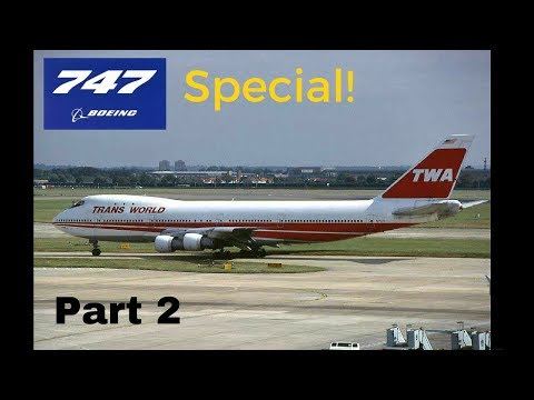 Boeing 747 & Concorde Special! - The Greatest Heathrow + Gatwick Airport Video Ever....?  Part 2