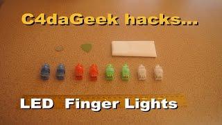 Finger Lights Hack