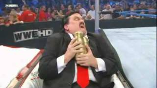 Download Kane, Undertaker, & The Return Of Paul Bearer on Smackdown 9/24/10.avi MP3 song and Music Video