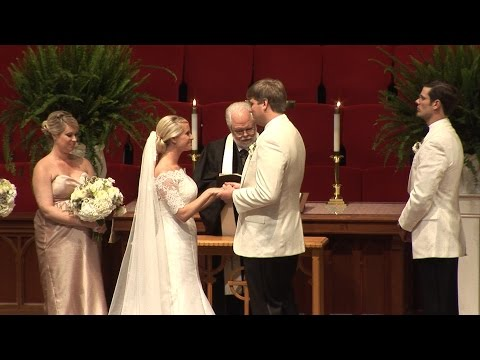 Bailie and David  WEDDING HIGHLIGHTS