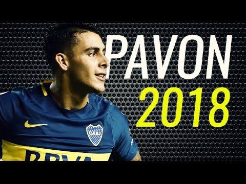 Cristian Pavón • 2018 • Boca Juniors • Magic Skills & Goals • HD