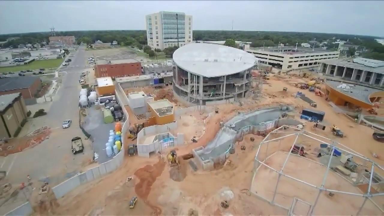 WLOX Editorial: New state gem - Mississippi Aquarium - YouTube