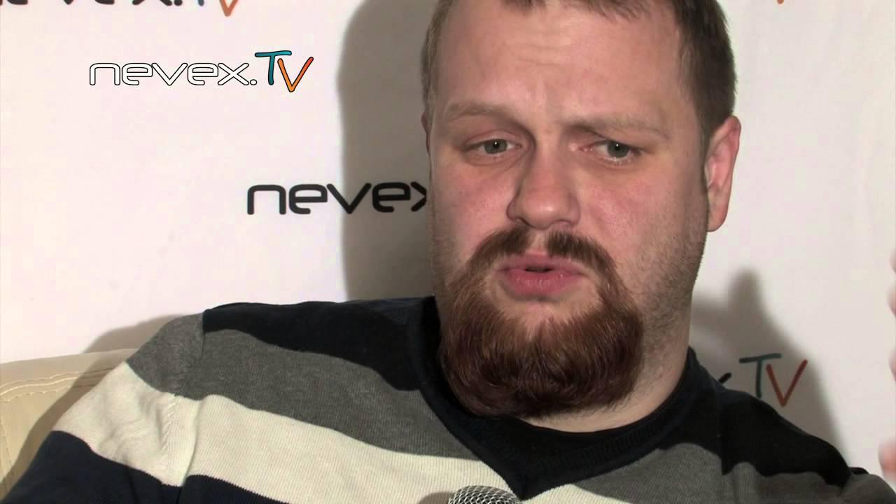 Дмитрий Дёмушкин - Интервью в Санкт-Петербурге 24.11.2012