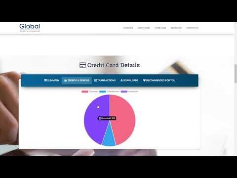 Striatas Interactive Financial Services Demo