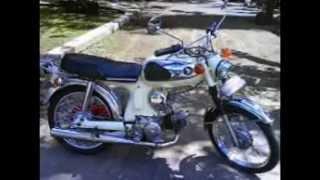 Modifikasi Motor Honda Pletok Astro 90z