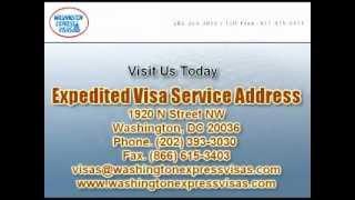 Fast China Visa Services