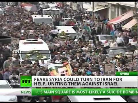 Spell 'Syria' read 'Iran': Middle East fears fueled