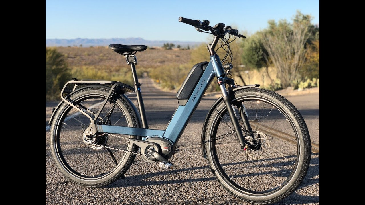 2c0a27d1d83 Riese & Müller Nevo Electric Bike Review | Electric Bike Report ...