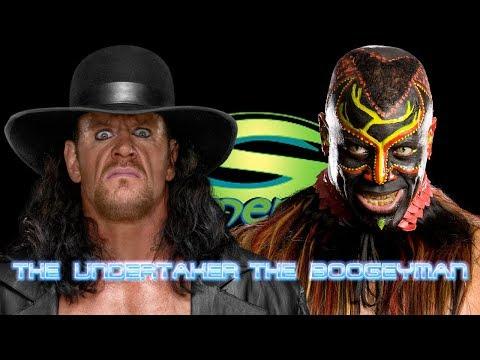 WWE Summerslam Sims - The Undertaker Vs The Boogeyman