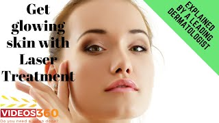 Now Trending - Glowing skin with Laser Treatment – Dr. Tatiana Khrom