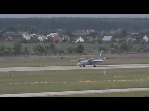 АН-32. Гостомель. 26 травня 2015