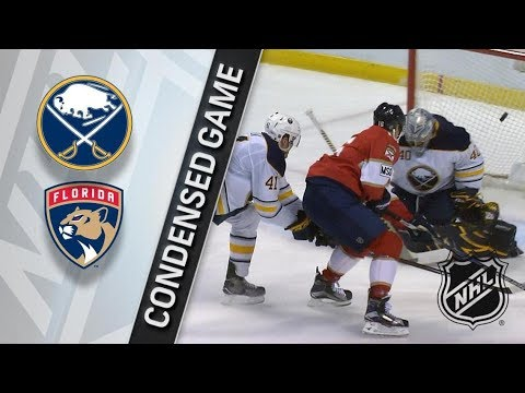 Buffalo Sabres vs Florida Panthers – Mar. 02, 2018 | Game Highlights | NHL 2017/18. Обзор