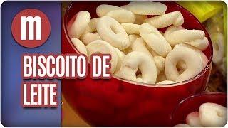 Biscoito de leite condensado  - Mulheres (20/07/17)