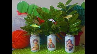 Vasinhos santos populares - DIY holy vases Mp3