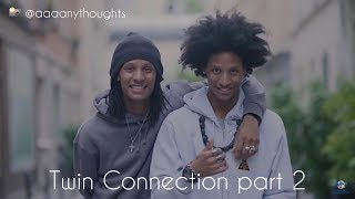 Les Twins Brotherly Bond | Twin Connection part 2