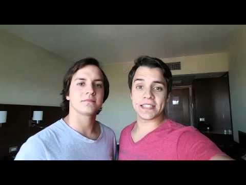 #PromoEcuadorJyB les presenta a Joel y Brian
