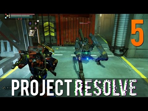 [5] Project Resolve (Let's Play The Surge PC w/ GaLm)