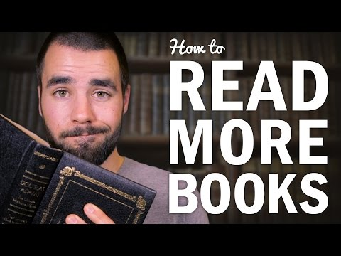 Read More Books Tips For Building Reading Habit