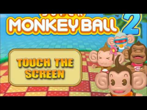 Super Monkey Ball 2 (iPhone) Music - Pirates Ocean