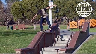 Jimmy Cascio, Ender Part in Pharmacy Boardshop's Phamily Video