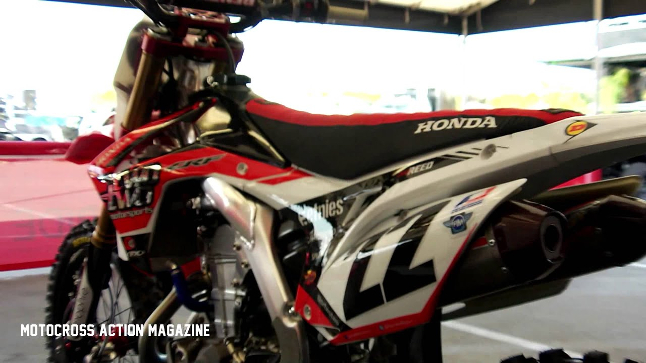 Inside The Pro S Bikes Featuring Chad Reed Lars Lindstrom
