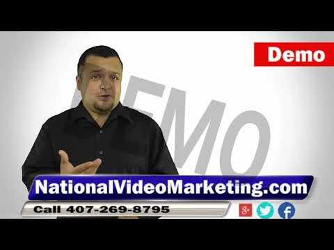 Bankruptcy Attorney Video Spokesperson Advertising