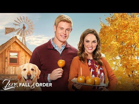 Preview + Sneak Peek - Love, Fall & Order - Hallmark Channel