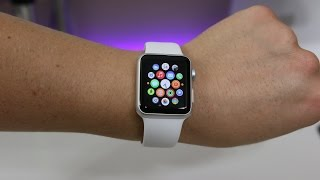 Apple Watch Sport Unboxing - White 38mm Aluminum