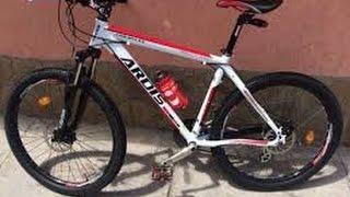 Обзор велосипеда ARDIS compass, пара советов при выборе велосипеда... (HD)
