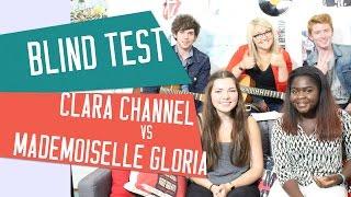 [CHALLENGE] BLIND TEST MADEMOISELLE GLORIA / CLARA CHANNEL - Britney Spears, Jessie J, Aloe Blacc