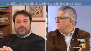 Della Seta, stadio AS Roma: 'Raggi non può dettare i tempi, comandano i fatti'