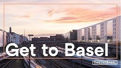 How to get to Basel from Zurich Airport by Train | Basel.com
