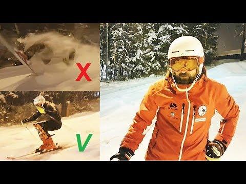An Easy Way To Ski Moguls Like a PRO