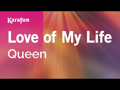 Karaoke Love Of My Life - Queen *