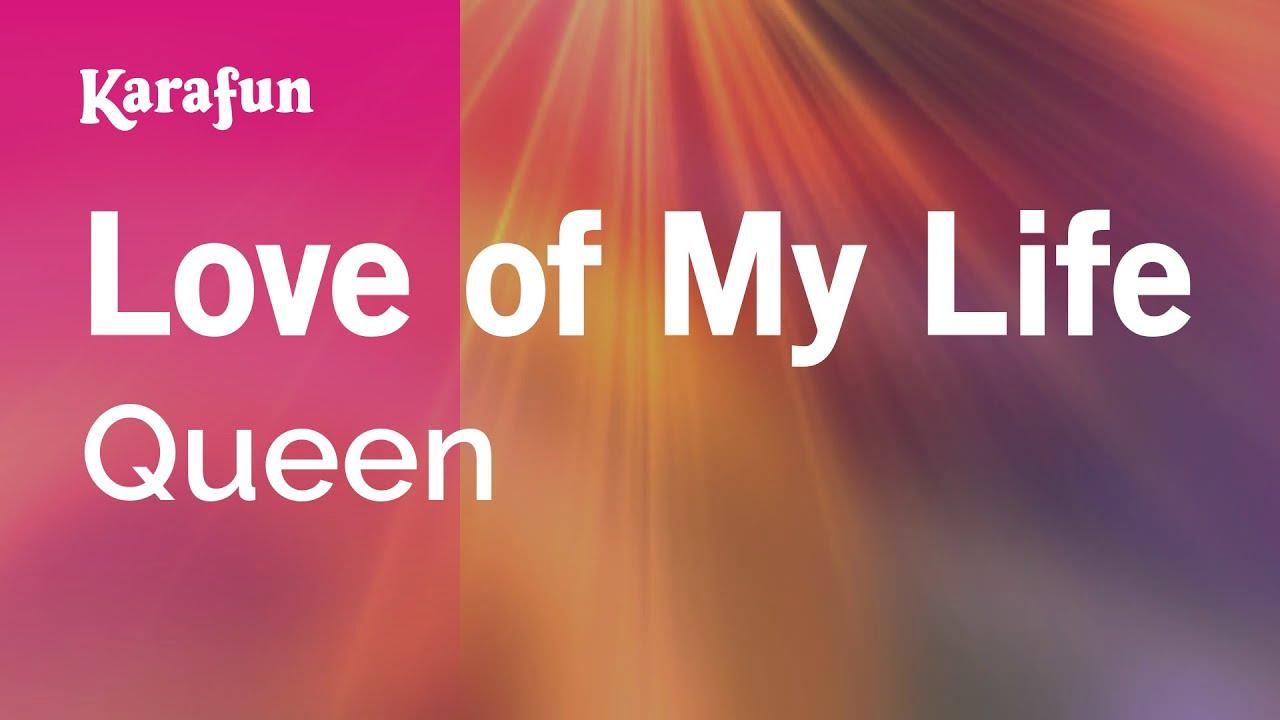 Love is my life karaoke